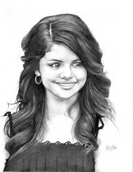 Selena Gomez by torton