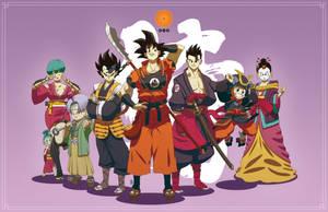 Dragon Ball Bushido : Poster
