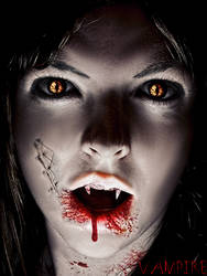 Vampire by stephencong