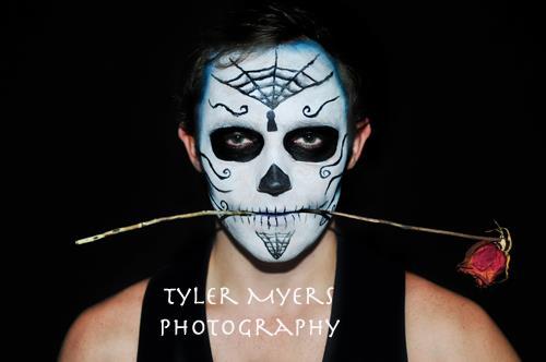 Sugar Skull Shoot 17 by JezeeChrizee
