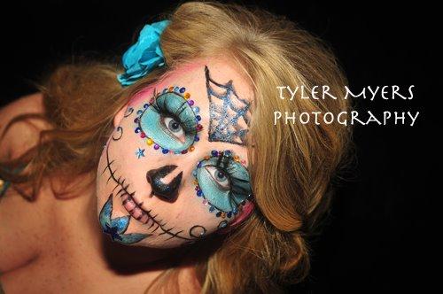 Sugar Skull Shoot 21 by JezeeChrizee