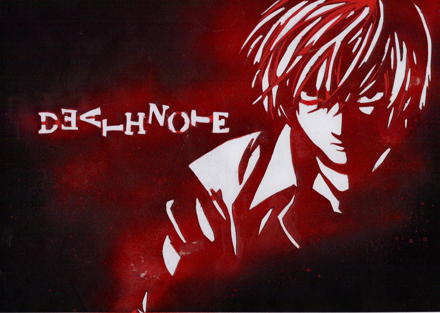 Deathnote - Peice 1 by neo114