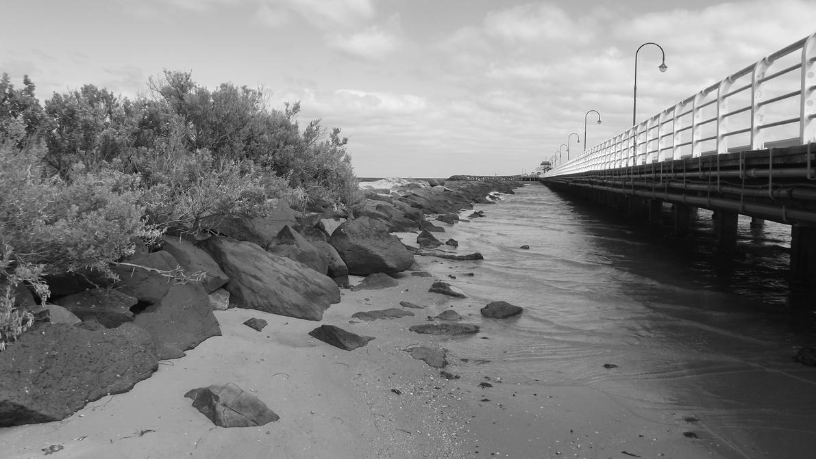 st kilda beach 7 by neo114
