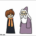 Animation:Harry Potter spoiler by EverydayCute