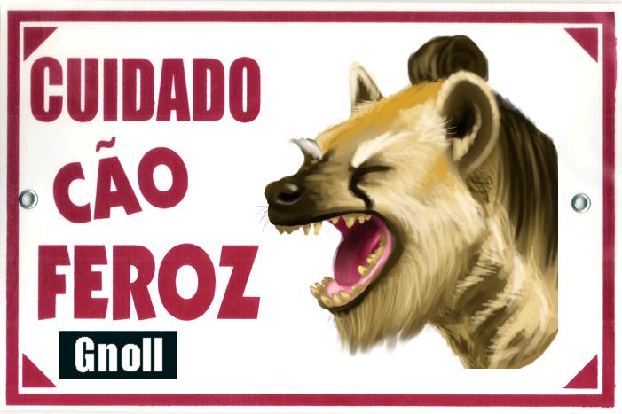 Beware the dog by ComeNozes