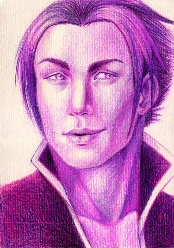 Dwalk - purple by ComeNozes