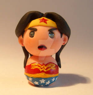Wonder Woman miniature
