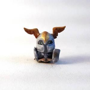 Chibi Ruff Ghanor miniature