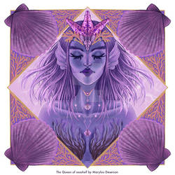 Queen Of Seashell