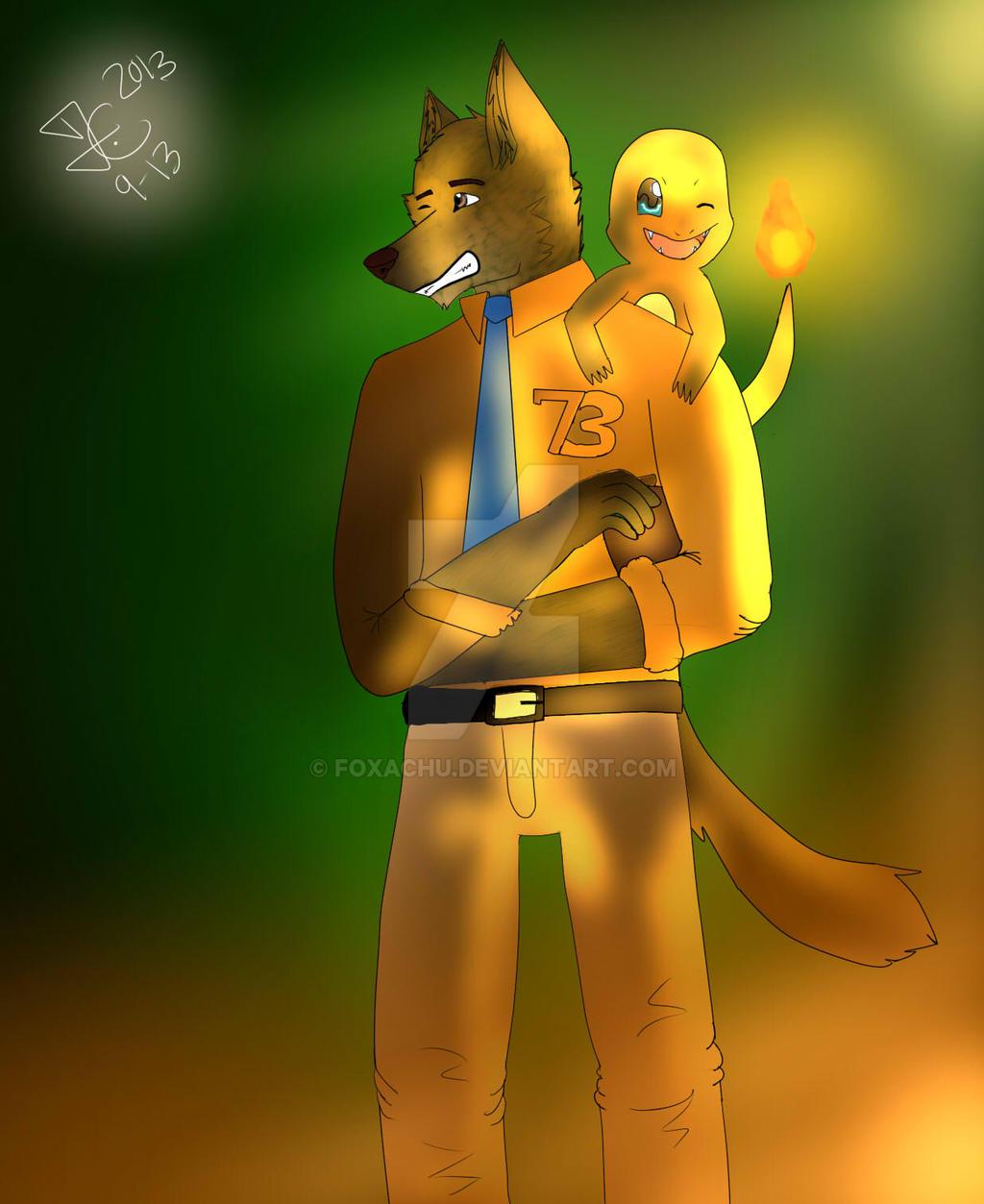 Gift by Foxachu