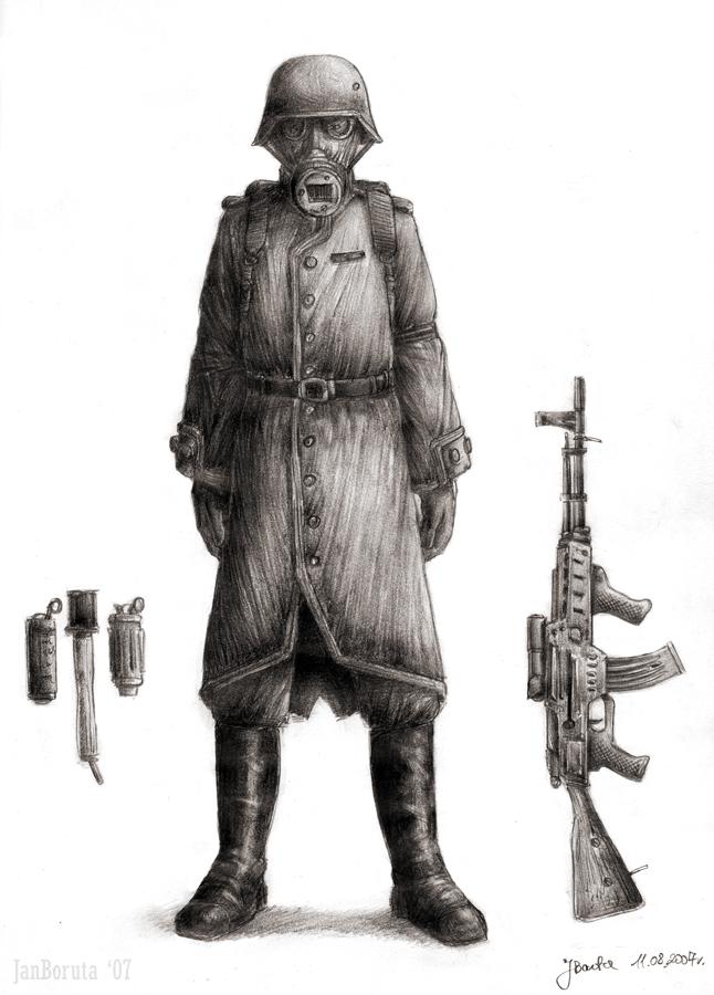 Wehrmacht 1965 by JanBoruta