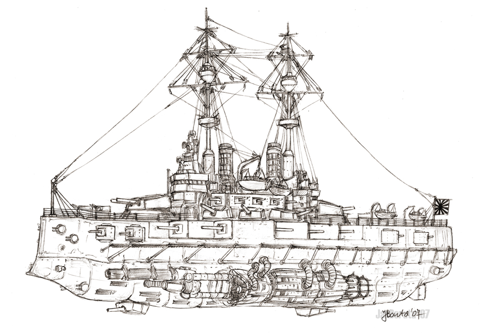 Mikasa-II by JanBoruta