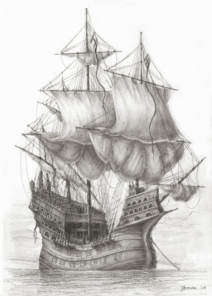 English 'Great Ship'