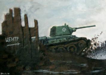 Kharkov 1943 by JanBoruta