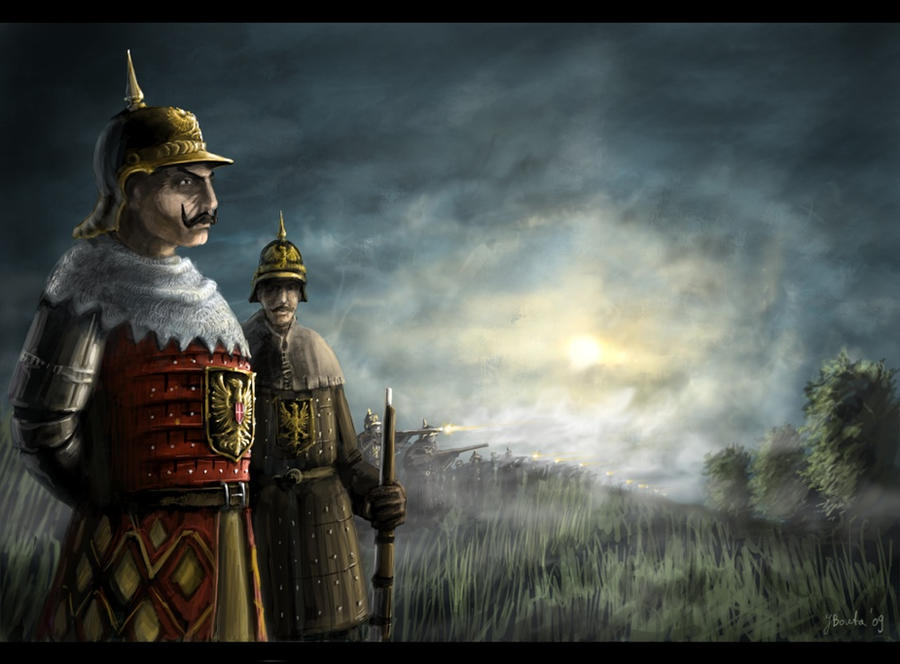 The Imperial State by JanBoruta