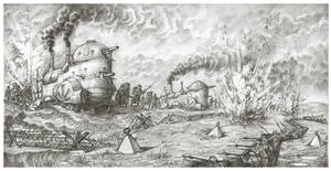Panzerarmee 'Radetzky' by JanBoruta