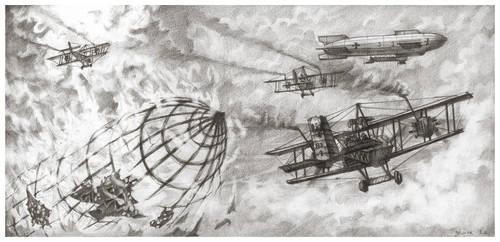 Demise of Kaiser Friedrich III by JanBoruta