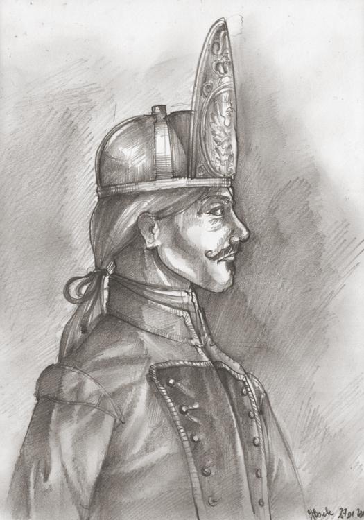 Polish Grenadier by JanBoruta