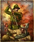 Fight the bolshevik