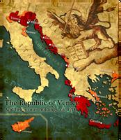 Civilization 5 Map: Republic of Venice by JanBoruta