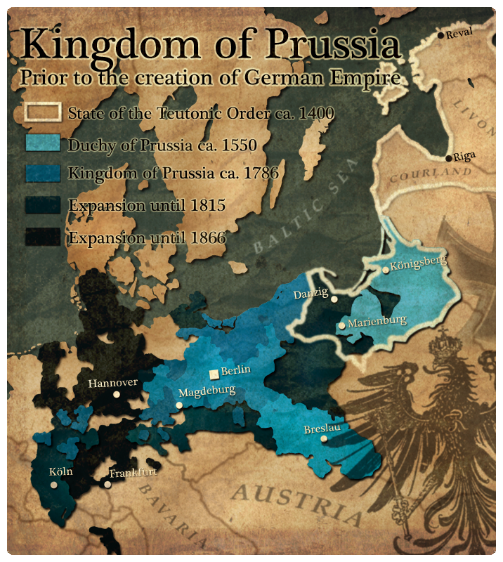 Civilization 5 Map: Kingdom of Prussia by JanBoruta on DeviantArt on germany map, german confederation map, lithuania map, austria map, balkans map, scotland map, venezuela map, wales map, france map, sardinia map, worms map, spain map, german empire map, berlin map, german states map, ottoman empire map, denmark map, ukraine map, russia map, luxembourg map,