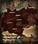 Civilization 5 Map: The Third Reich 1942