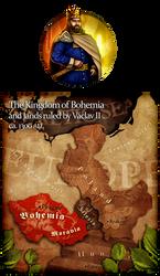Civilization 5 Art: Kingdom of Bohemia