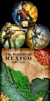 Civ 5 Mod Art - Mexico