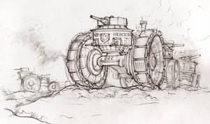 Tsesarevich Tank