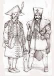 Hirseng - Guard of Leichel