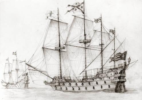 TEATRC: Heavy Galleons