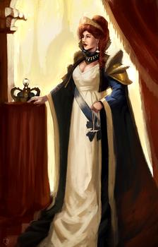 Machina Obscura - Queen Dorothy II
