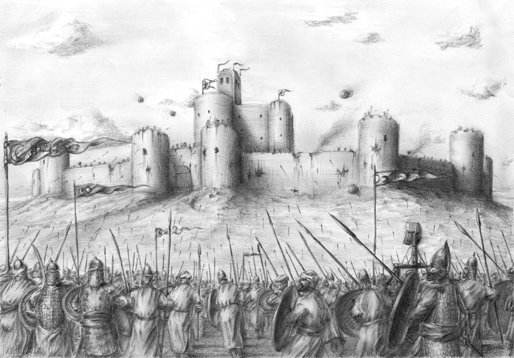 Citadel by JanBoruta