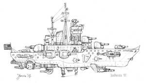 Montana-class cruiser