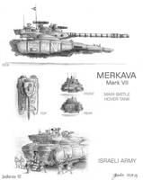 Merkava Mk.VII MBHT
