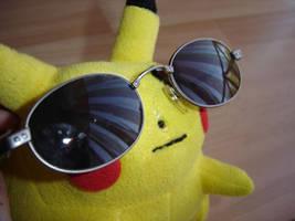 pikachu by Frisote