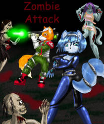 Zombie attack by Shadow-chan93