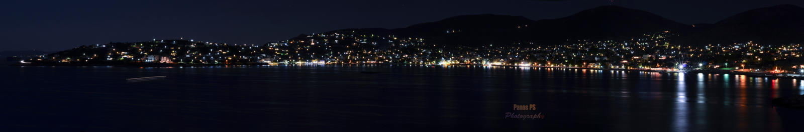 Selinia by night  by PanosPS