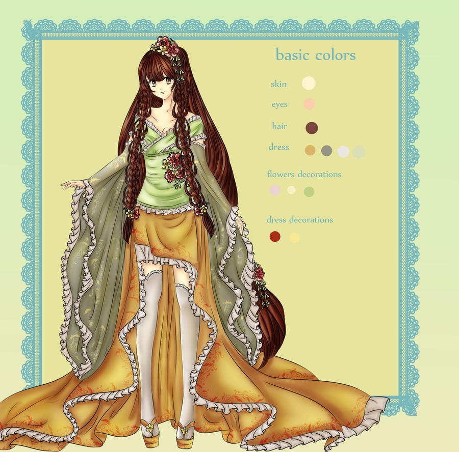 open Kimono Adoptable by soniamanga