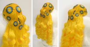 Blue-Ringed Octopus Fascinator