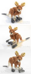 Joey - Miniature Plush by deeed