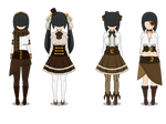 Steampunk Suits_Codes