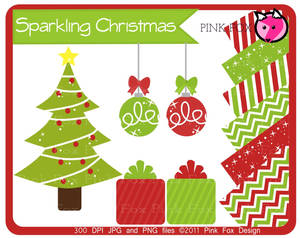 Sparkling christmas freebie