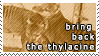 Bring Back the Thylacine by genkistamps