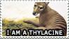 I Am A Thylacine by genkistamps