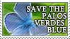 Save The Palos Verdes Blues by genkistamps