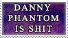 Danny Phantom Sucks by genkistamps