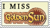 I Miss Golden Sun by genkistamps