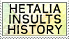 Hetalia Insults History by genkistamps