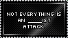 Not Everything is ___ist by genkistamps